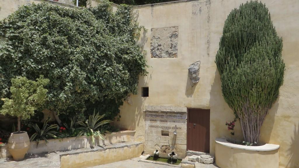 Zdjęcia: klasztor Preveli, Kreta, klasztor Piso Preveli, GRECJA