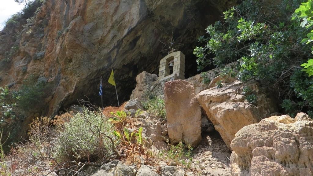 Zdjęcia: Kreta Zachodnia, Kreta, wąwóz Topolia, GRECJA