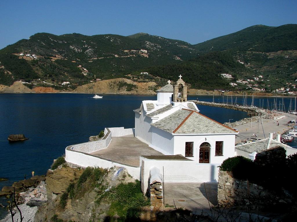 Zdjęcia: Sporady, Morze Egejskie, Skopelos, GRECJA