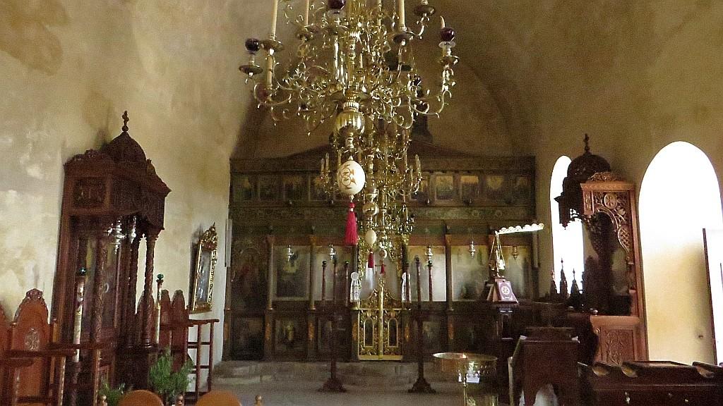 Zdjęcia: Kreta Zachodnia, Kreta, klasztor Chrysoskalitissa, GRECJA