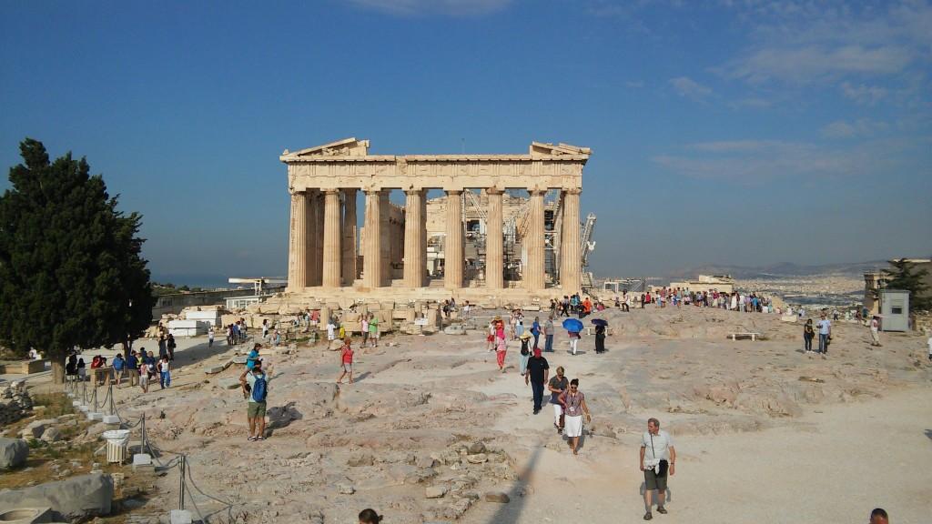 Zdjęcia: Ateny, Partenon , GRECJA