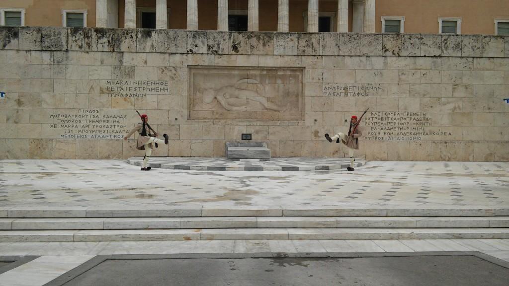 Zdjęcia: Ateny , Evzoni , GRECJA
