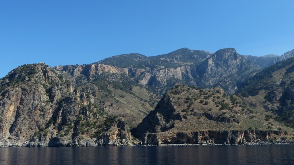 Zdjęcia: Kreta Zachodnia, Kreta, wybrzeże południowo - zachodnie, GRECJA