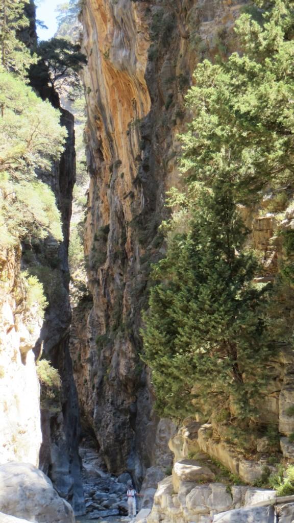 Zdjęcia: wąwóz Samaria, Kreta, Żelazne Wrota, GRECJA