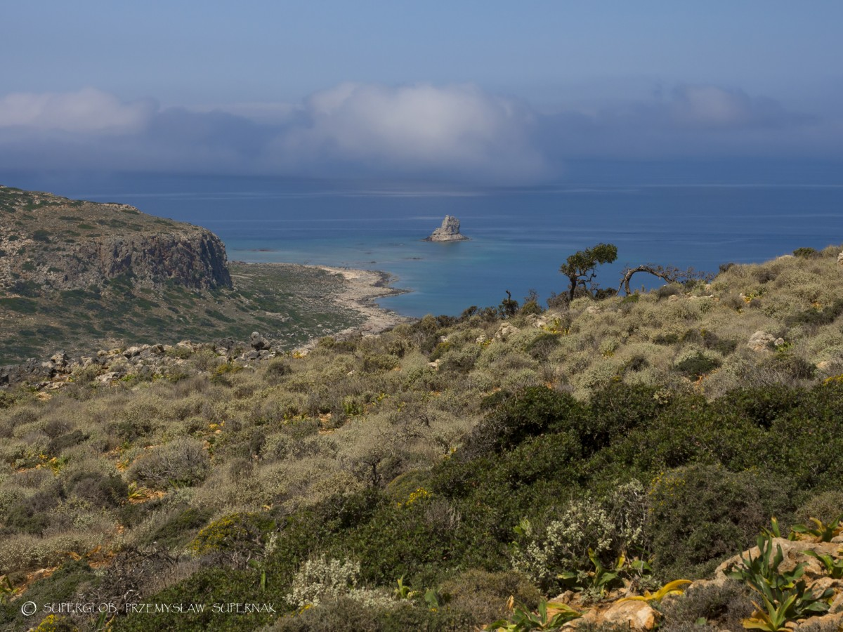 Zdjęcia: Półwysep Gramvousa, Kreta, Półwysep Gramvousa, GRECJA