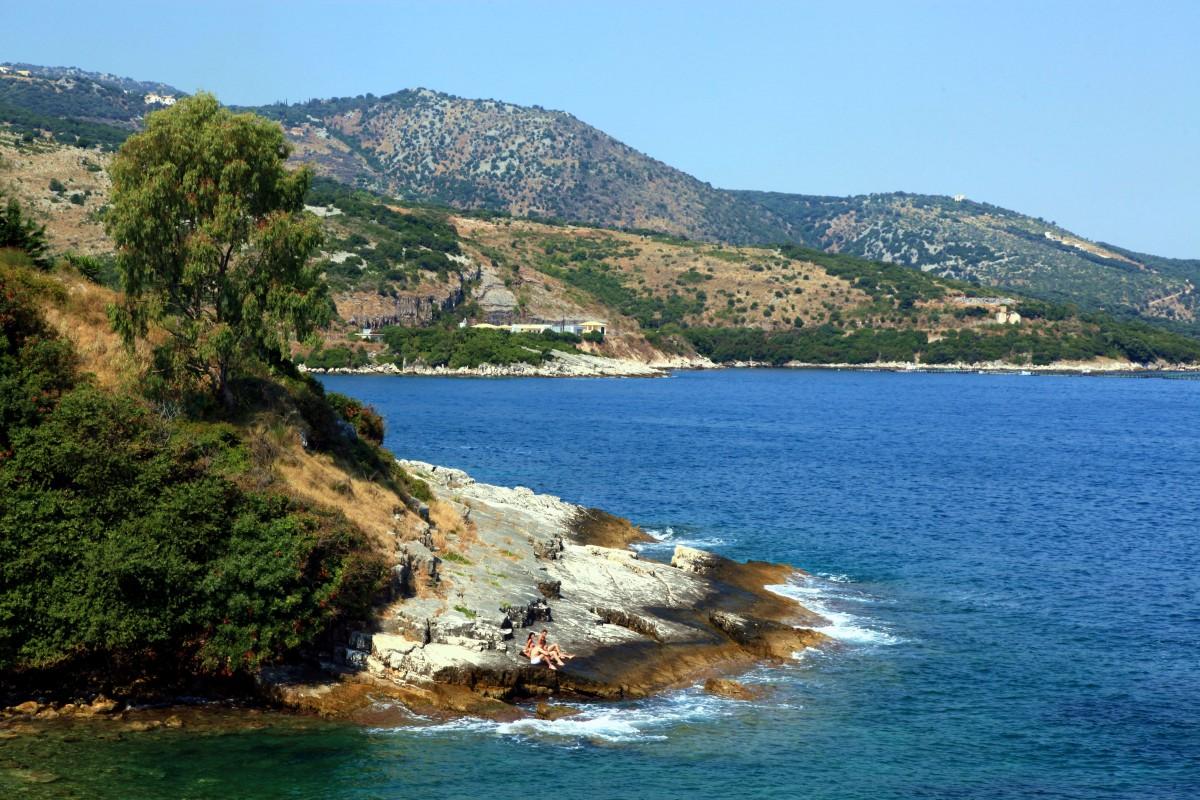 Zdjęcia: Kassiopi, Korfu, Intymnie, GRECJA