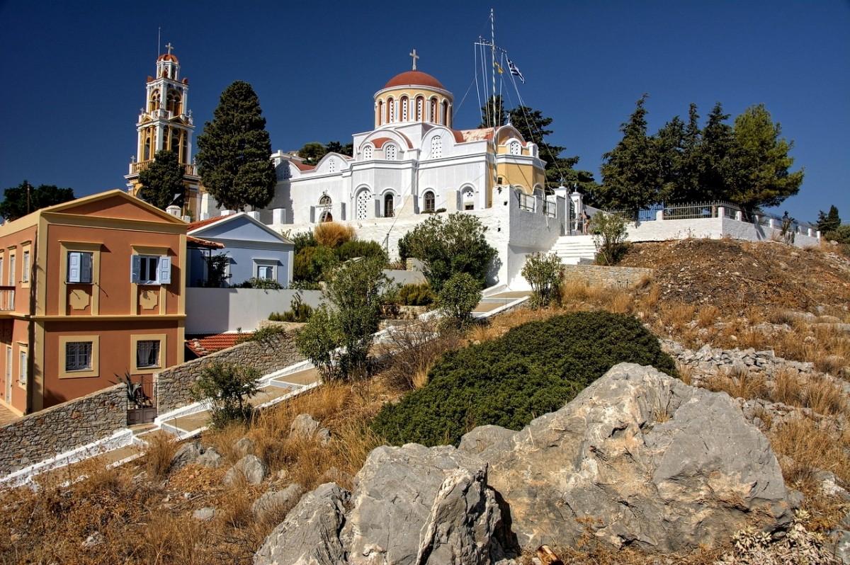 Zdjęcia: Symi, Dodekanez, Symi, GRECJA