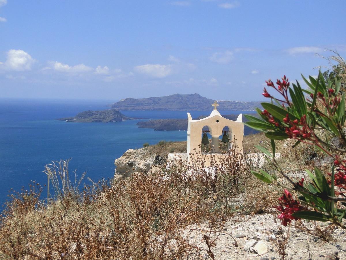 Zdjęcia: okolice Megalohori, Santorini, Kaliste - najpiękniejsza..., GRECJA