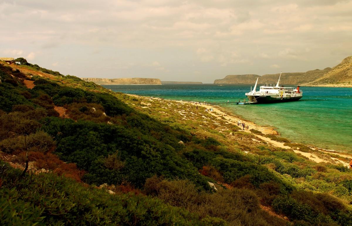 Zdjęcia: Zatoka Balos, Kreta, Kawałek raju na ziemi., GRECJA