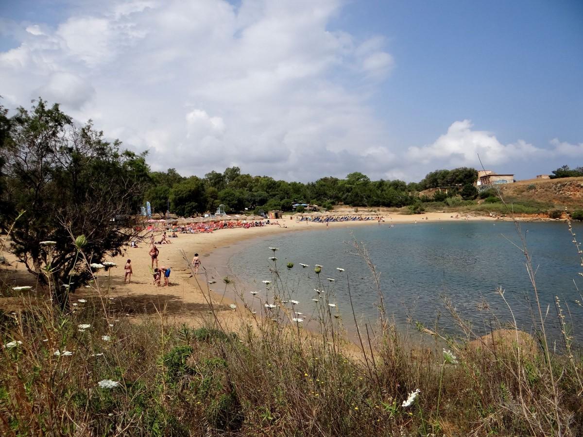 Zdjęcia: Kato Daratso, okolice Chanii, Kreta, Lato, lato..., GRECJA