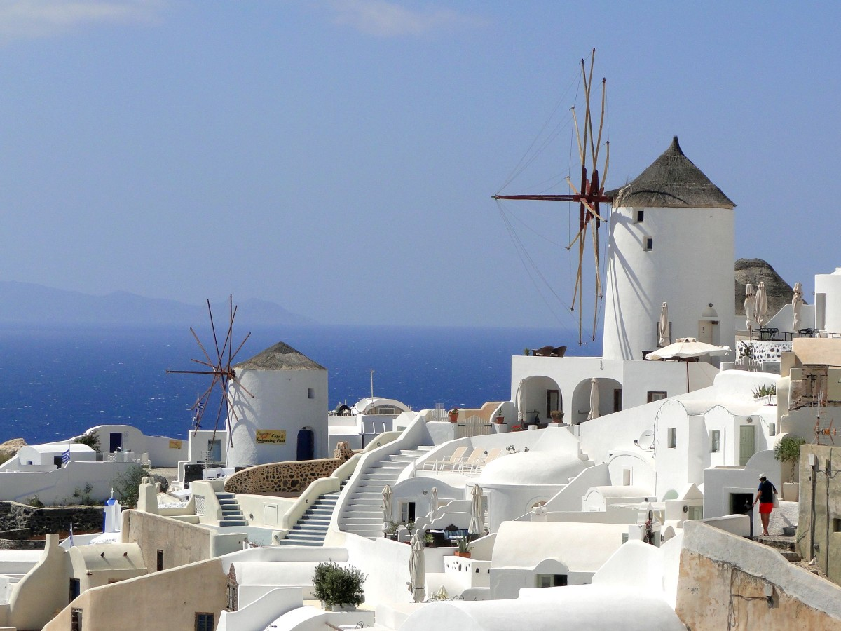 Zdjęcia: Oia, Santorini, Niezapomniana Santorini, GRECJA