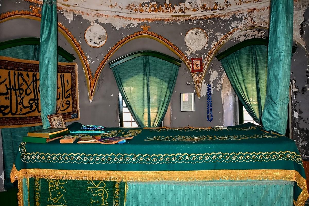 Zdjęcia: Rodos, Dodekanez, Meczet Murada Reisa, GRECJA