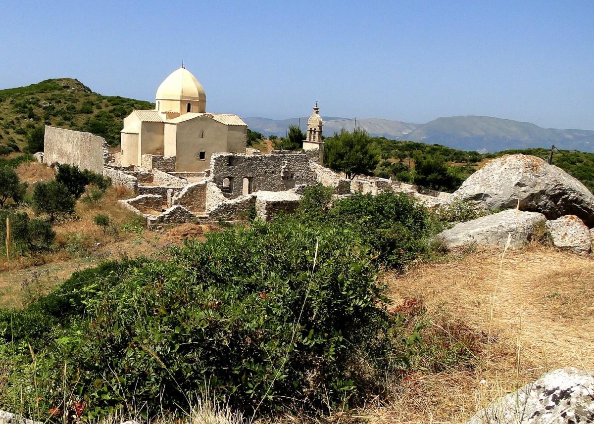 Zdjęcia: góra Skopos, Zakynthos, Z serii: spacerkiem na Skopos (11), GRECJA