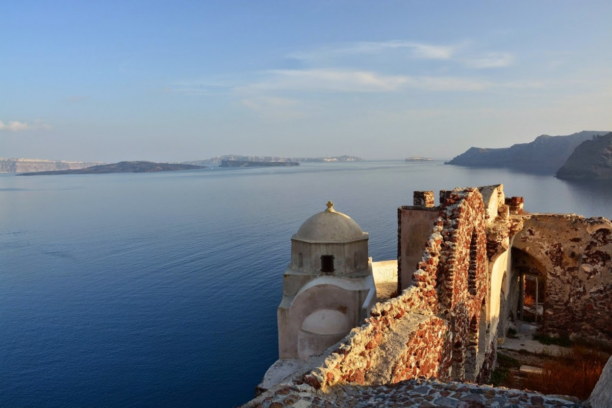 Zdjęcia: Santorini, Morze Egejskie, Santorini, GRECJA