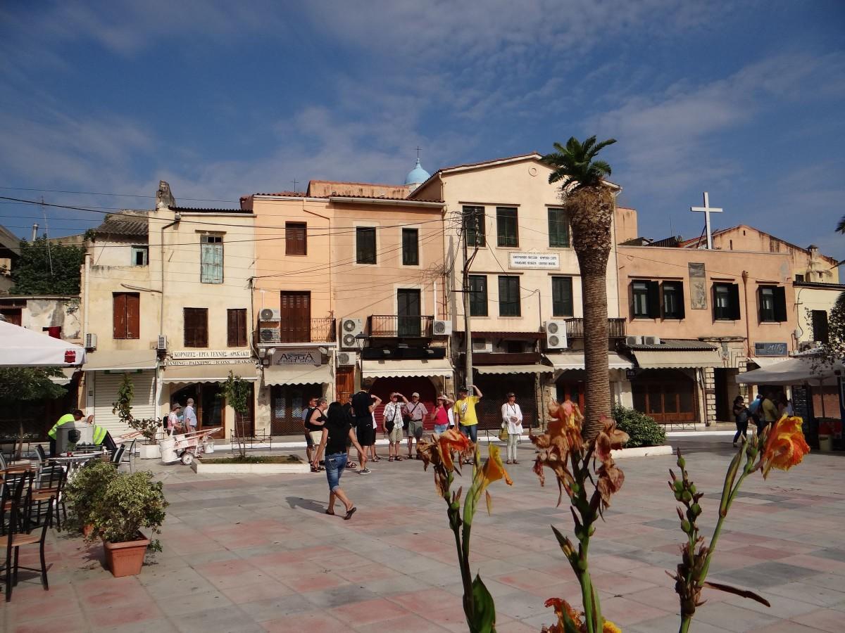 Zdjęcia: Chania, Kreta, Z serii: wspomnienia z Grecji - Kreta, GRECJA