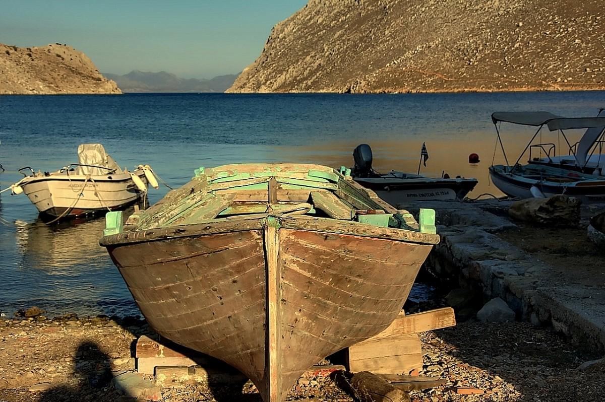 Zdjęcia: Symi, Dodekanez, ., GRECJA