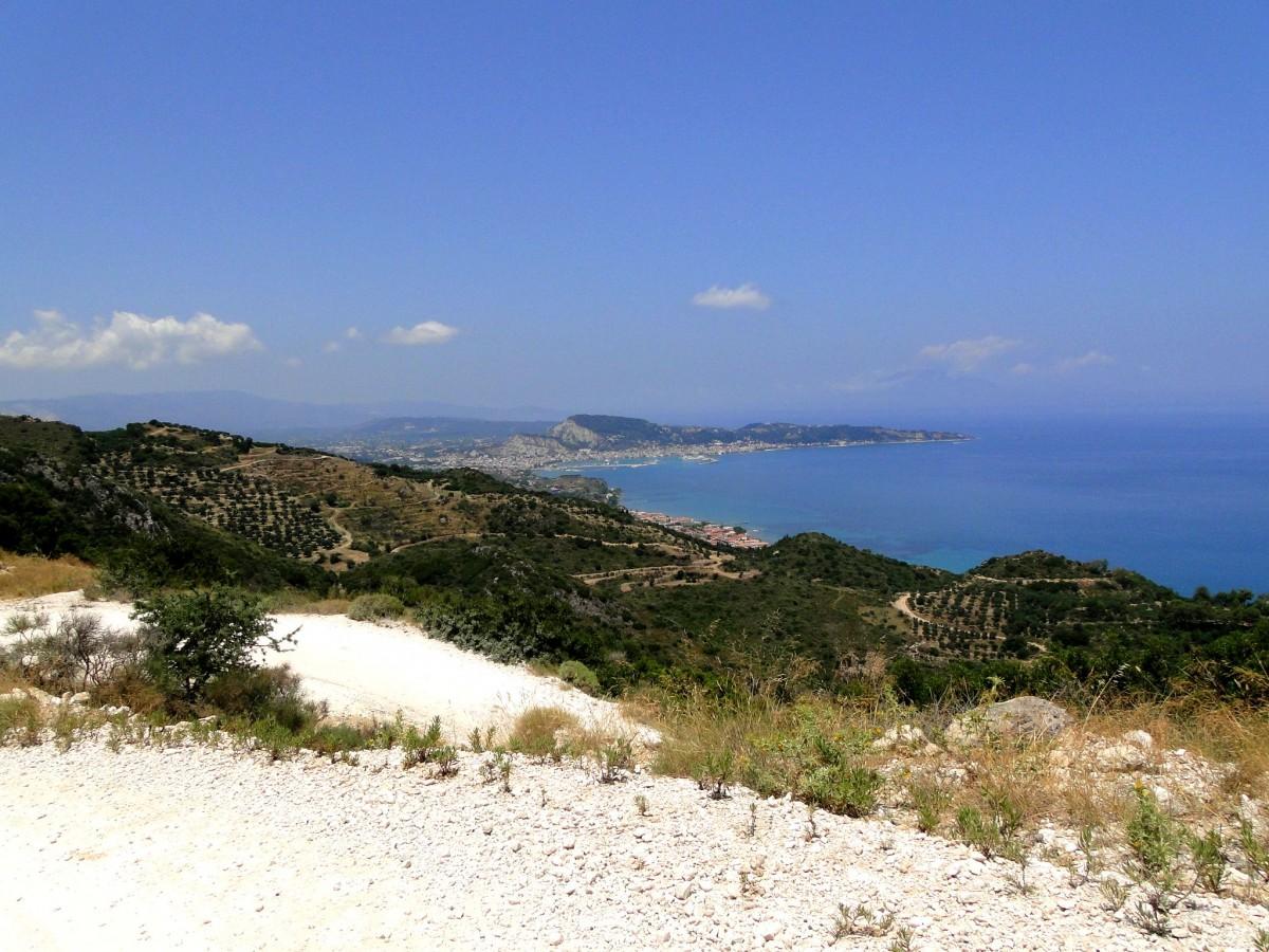 Zdjęcia: góra Skopos, Zakynthos, Z serii: spacerkiem na Skopos (1), GRECJA