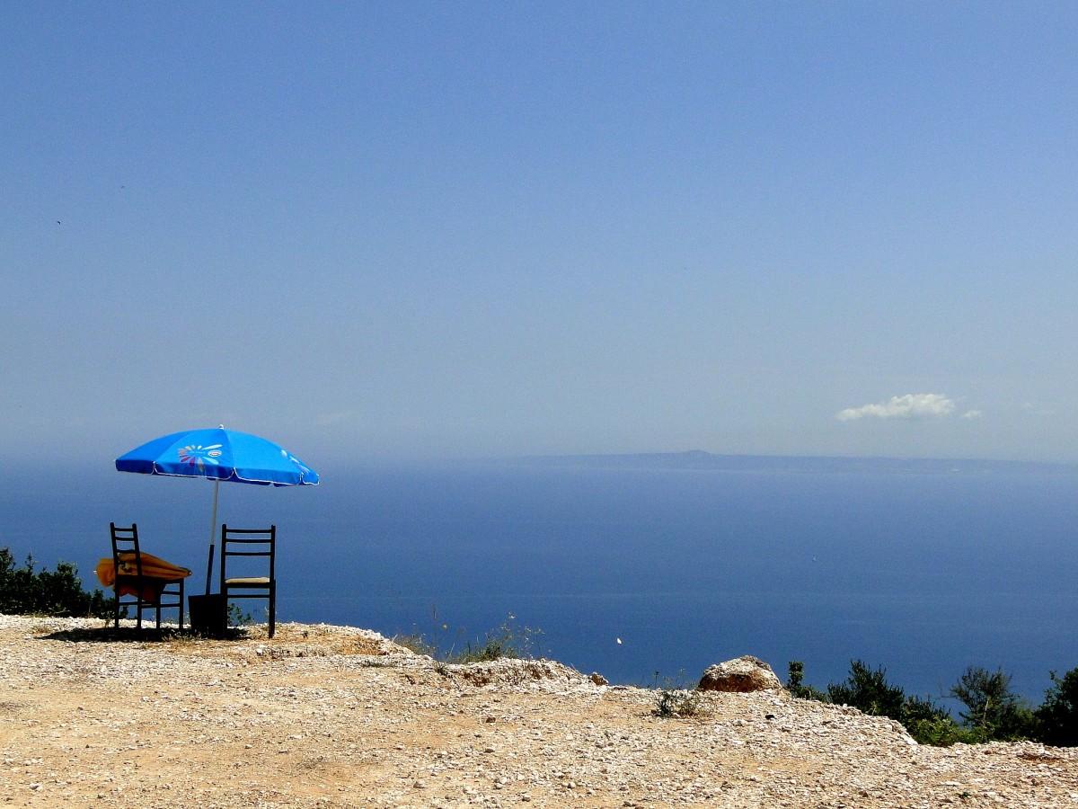 Zdjęcia: góra Skopos, Zakynthos, Z serii: spacerkiem na Skopos (2), GRECJA