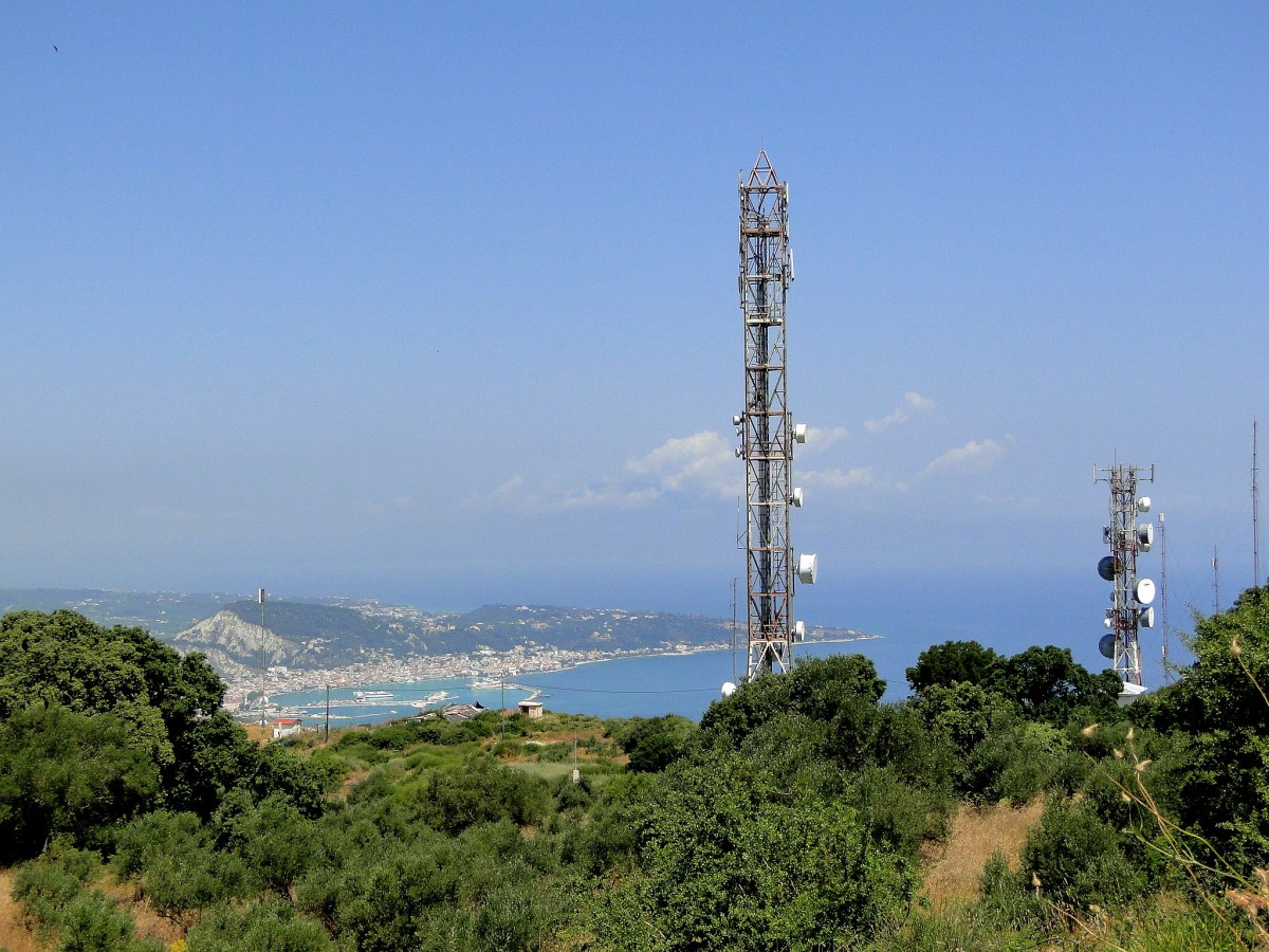 Zdjęcia: góra Skopos, Zakynthos, Z serii: spacerkiem na Skopos (3), GRECJA