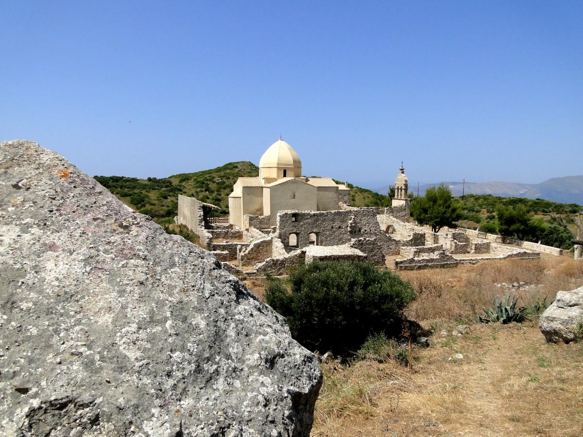 Zdjęcia: góra Skopos, Zakynthos, Z serii: spacerkiem na Skopos (4), GRECJA
