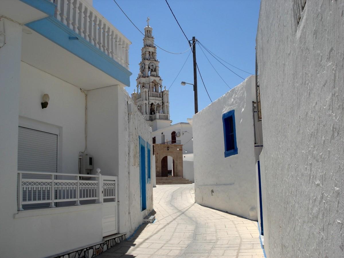 Zdjęcia: Archangelos, Rodos, Z serii: urlop na Rodos., GRECJA