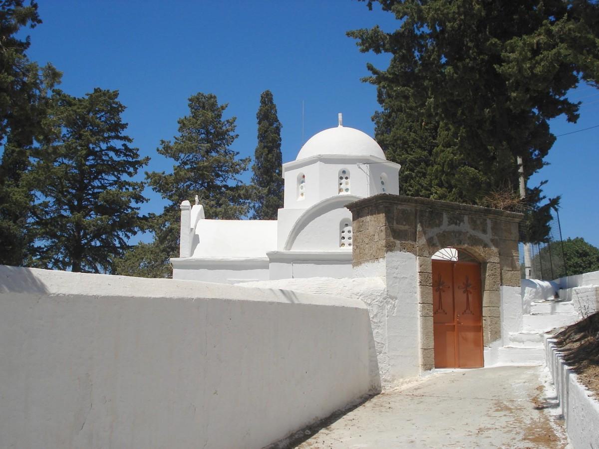Zdjęcia: gdzieś na południu wyspy, Rodos, Z serii: urlop na Rodos., GRECJA