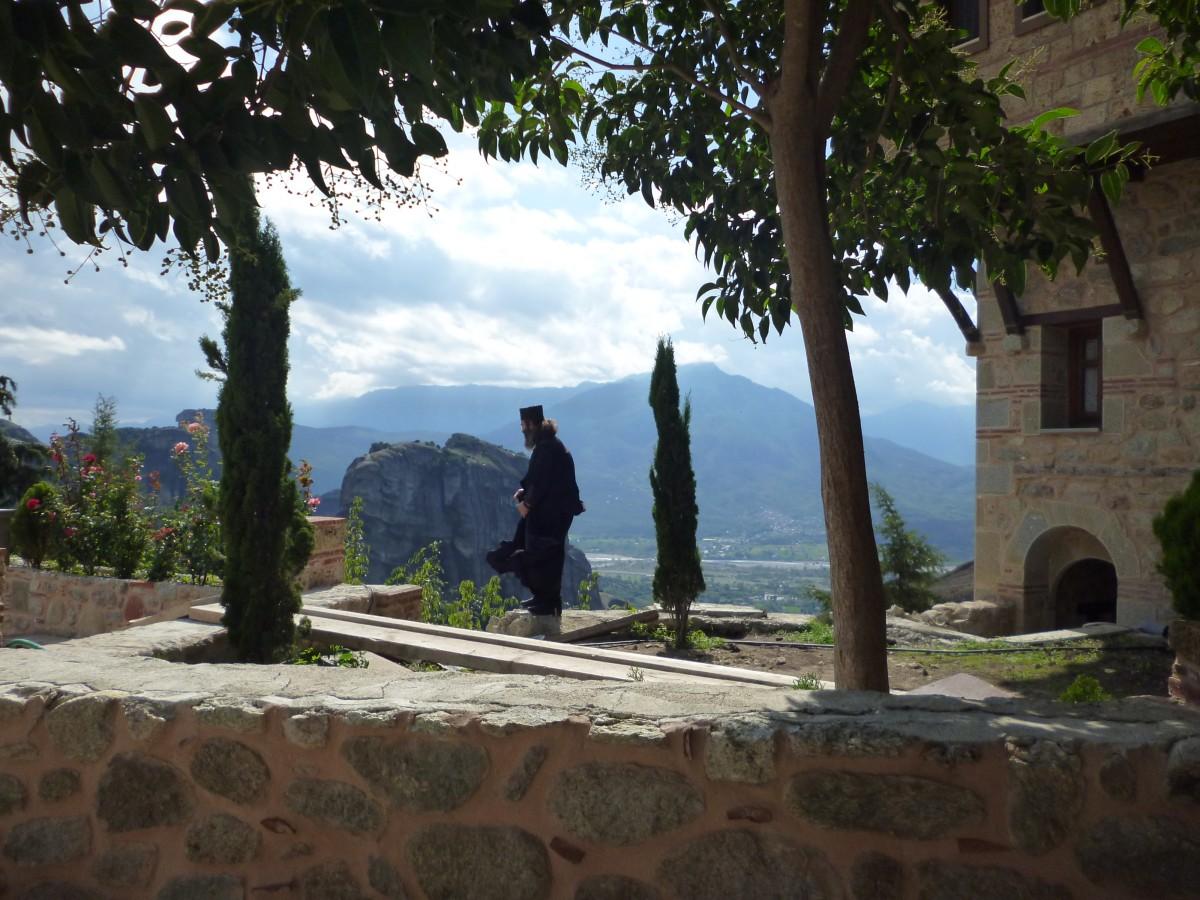 Zdjęcia: Meteory, Grecja środkowa, Świat mnichów, GRECJA