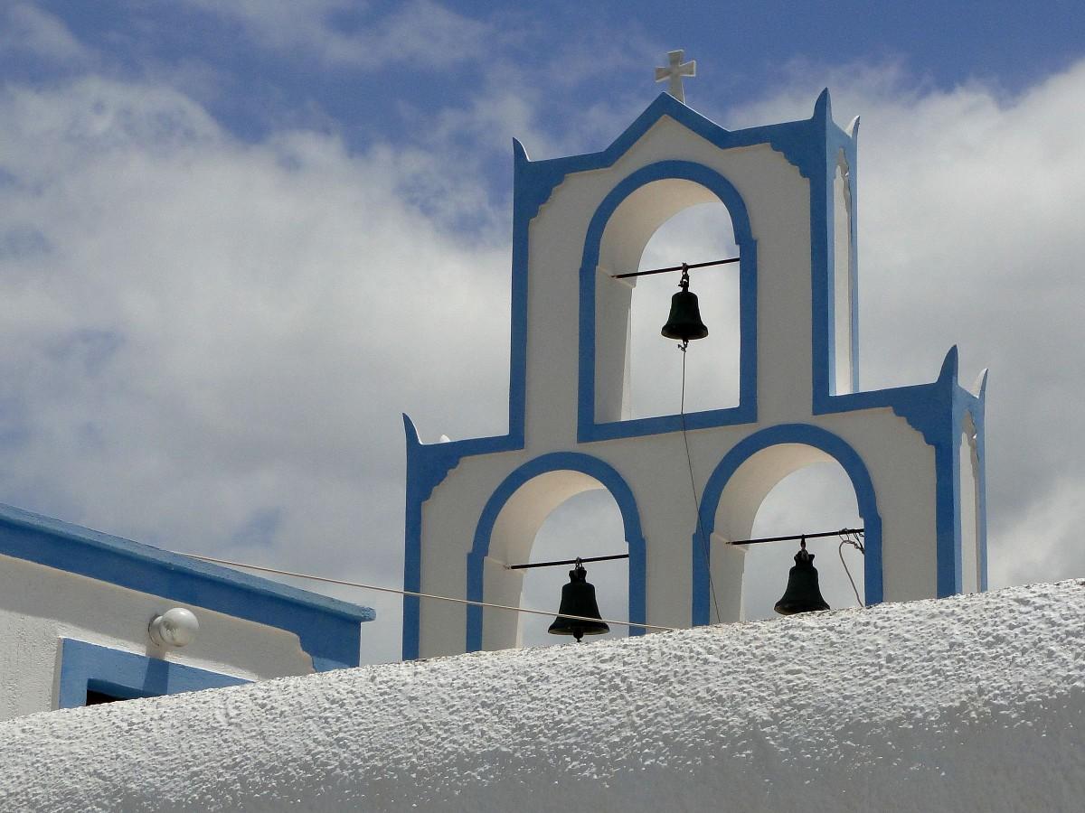 Zdjęcia: gdzieś na Santorini..., Santorini, W barwach Grecji., GRECJA