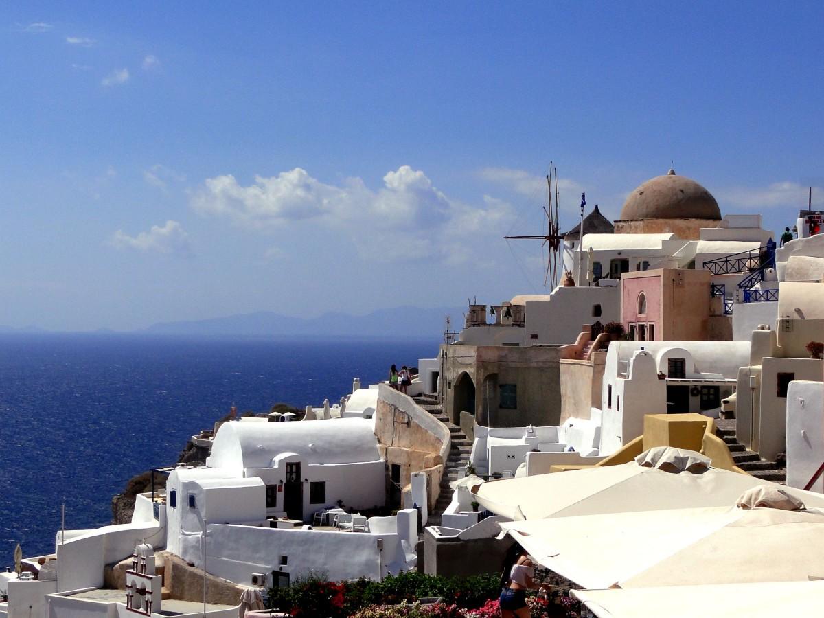 Zdjęcia: Oia, Santorini, Kaliste - najpiękniejsza..., GRECJA