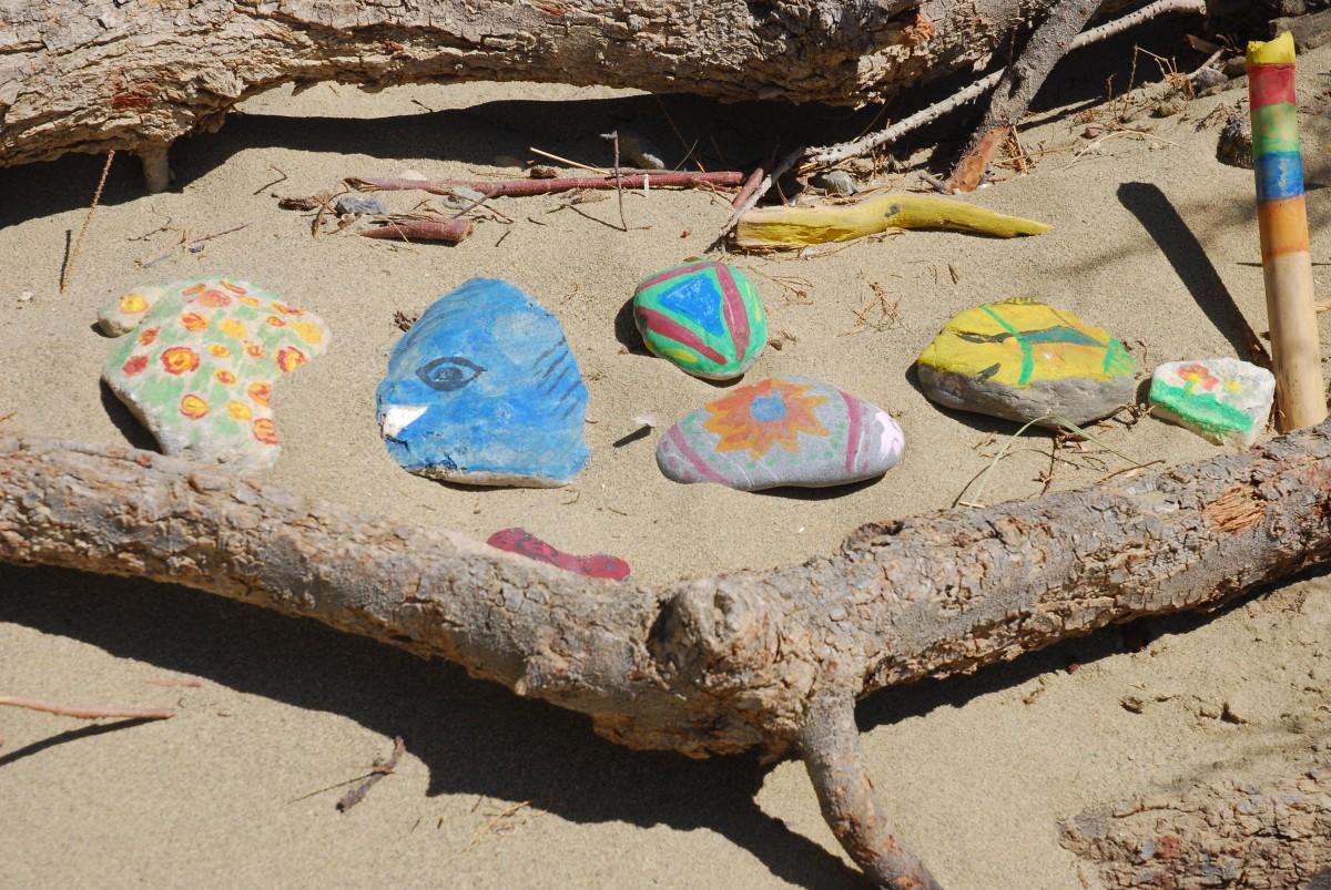 Zdjęcia: Plakias, Rethymnon, plaża , GRECJA