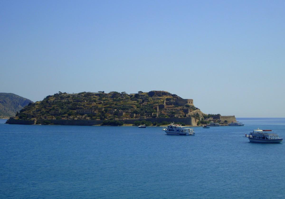 Zdjęcia: Plaka, Kreta Wschodnia, Spinalonga, GRECJA