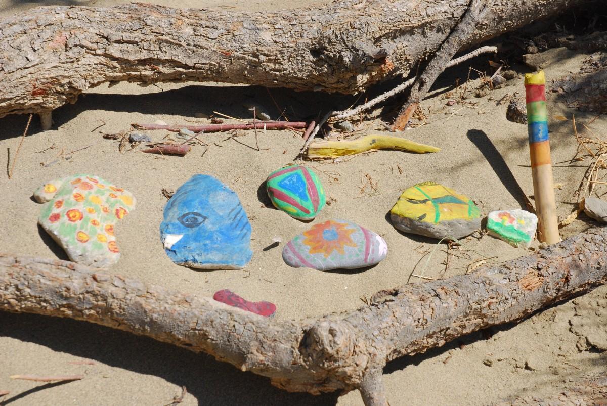 Zdjęcia: Kreta , - Plakias, plaża Plakias, GRECJA