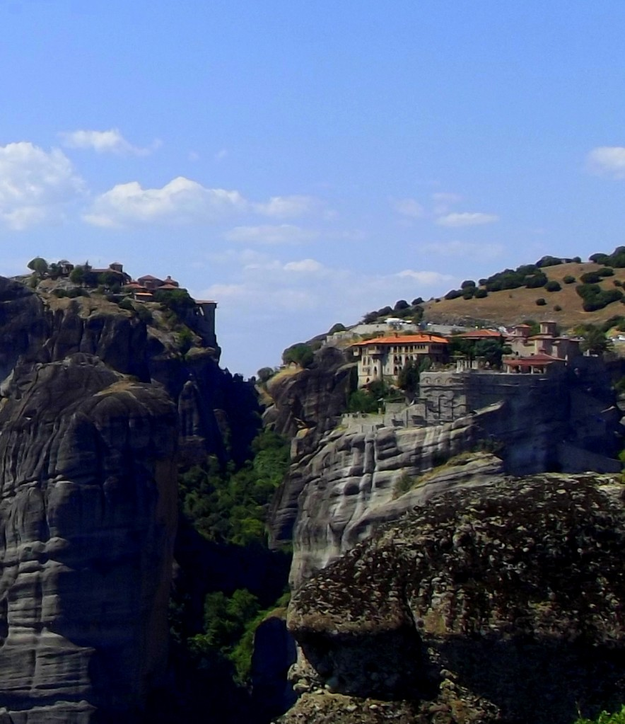 Zdjęcia: Kalampaka, Epir, Meteory, GRECJA