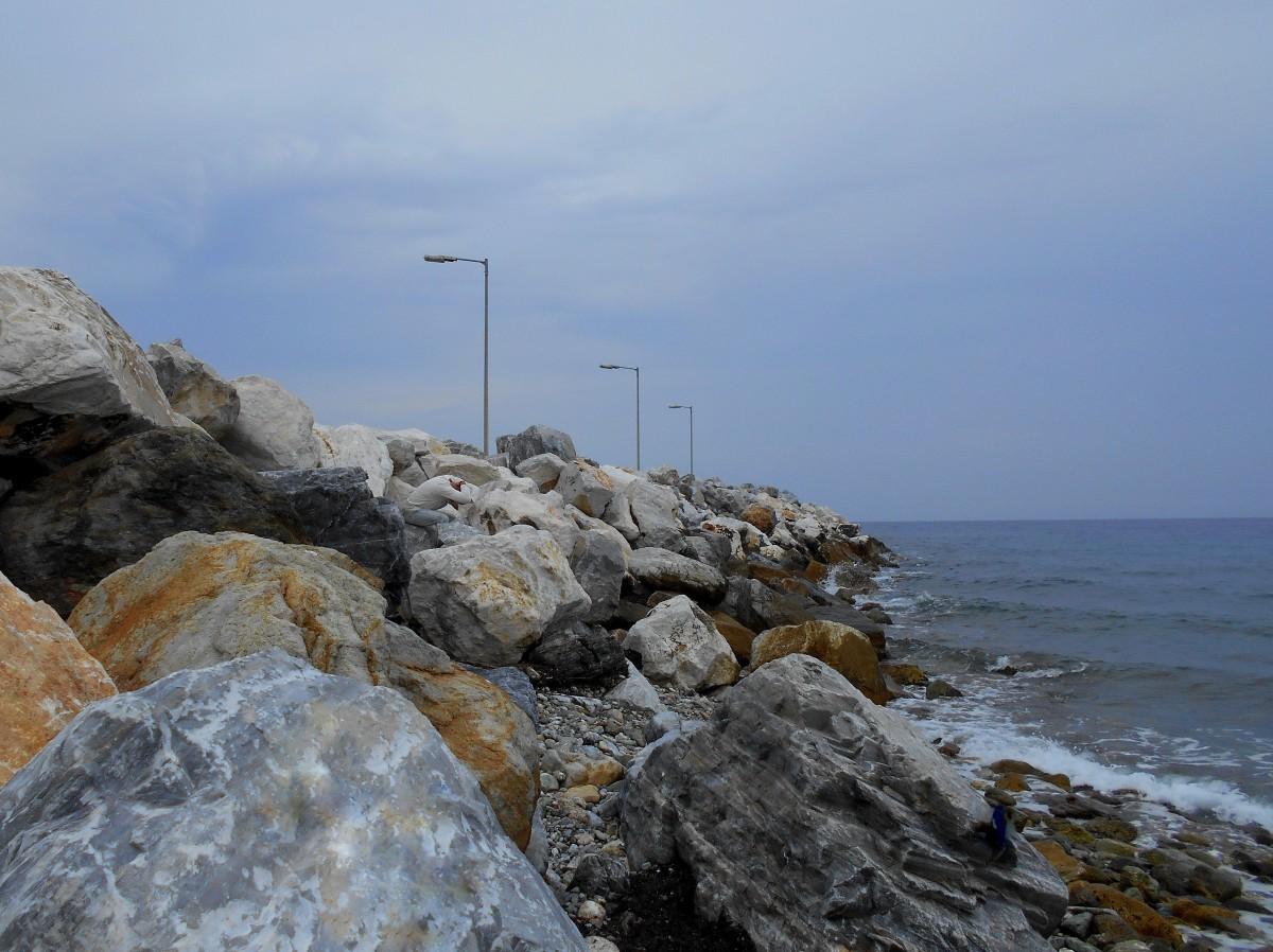 Zdjęcia: Platamonas, Macedonia, Wytęż wzrok i znajdź Jerzego, GRECJA