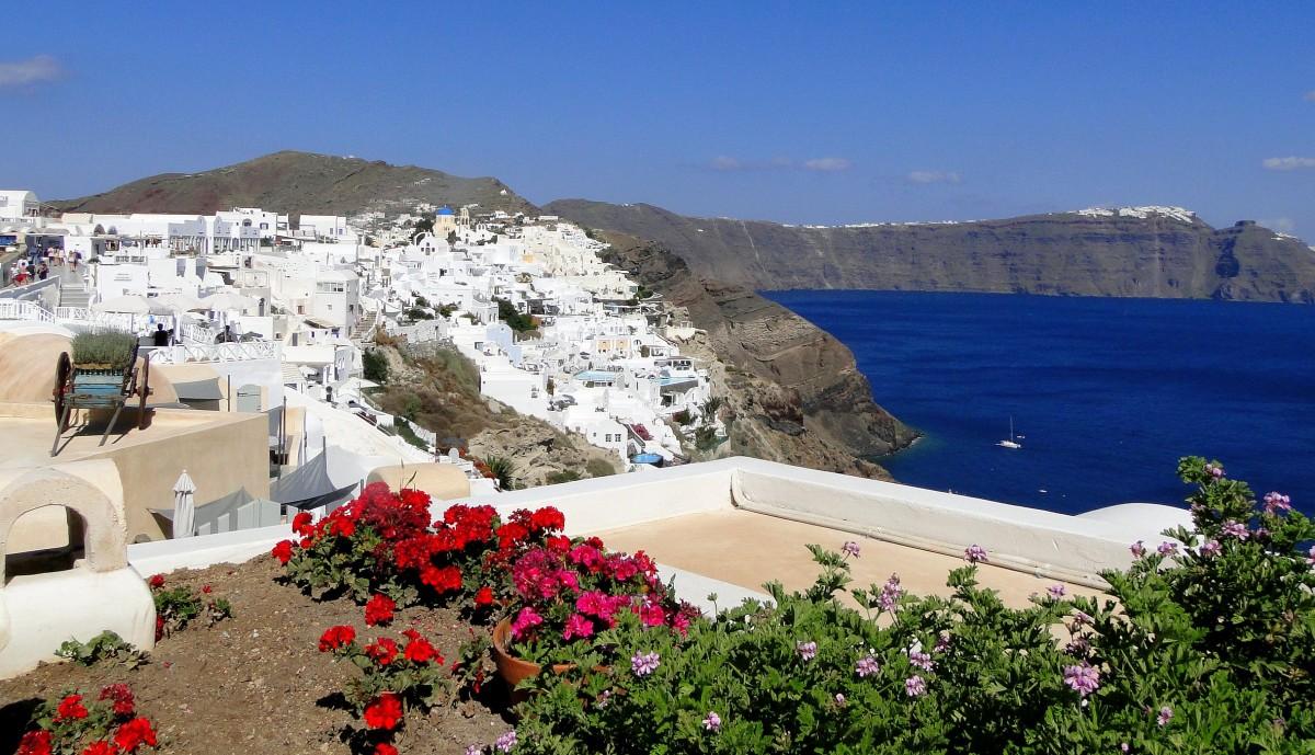 Zdjęcia: Oia, Cyklady, Santorini, Greckie wspomnienie lata :), GRECJA
