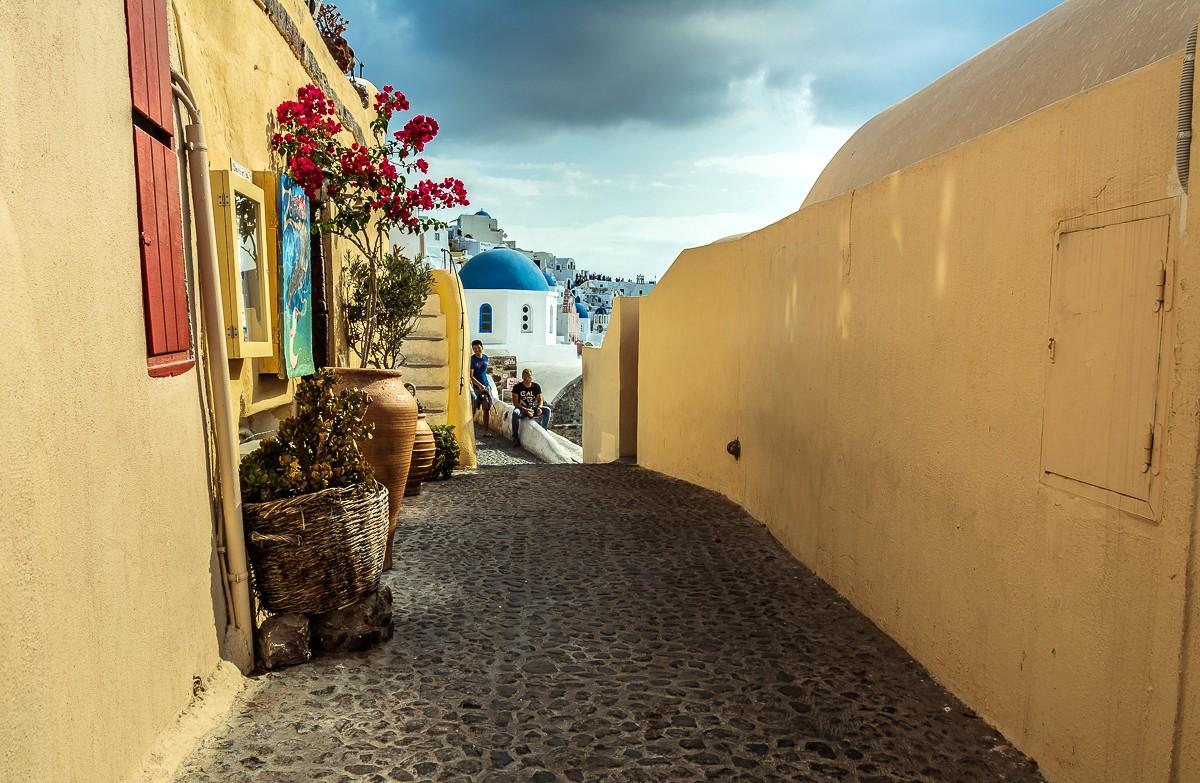 Zdjęcia: Santorini, Cyklady, Oia, GRECJA