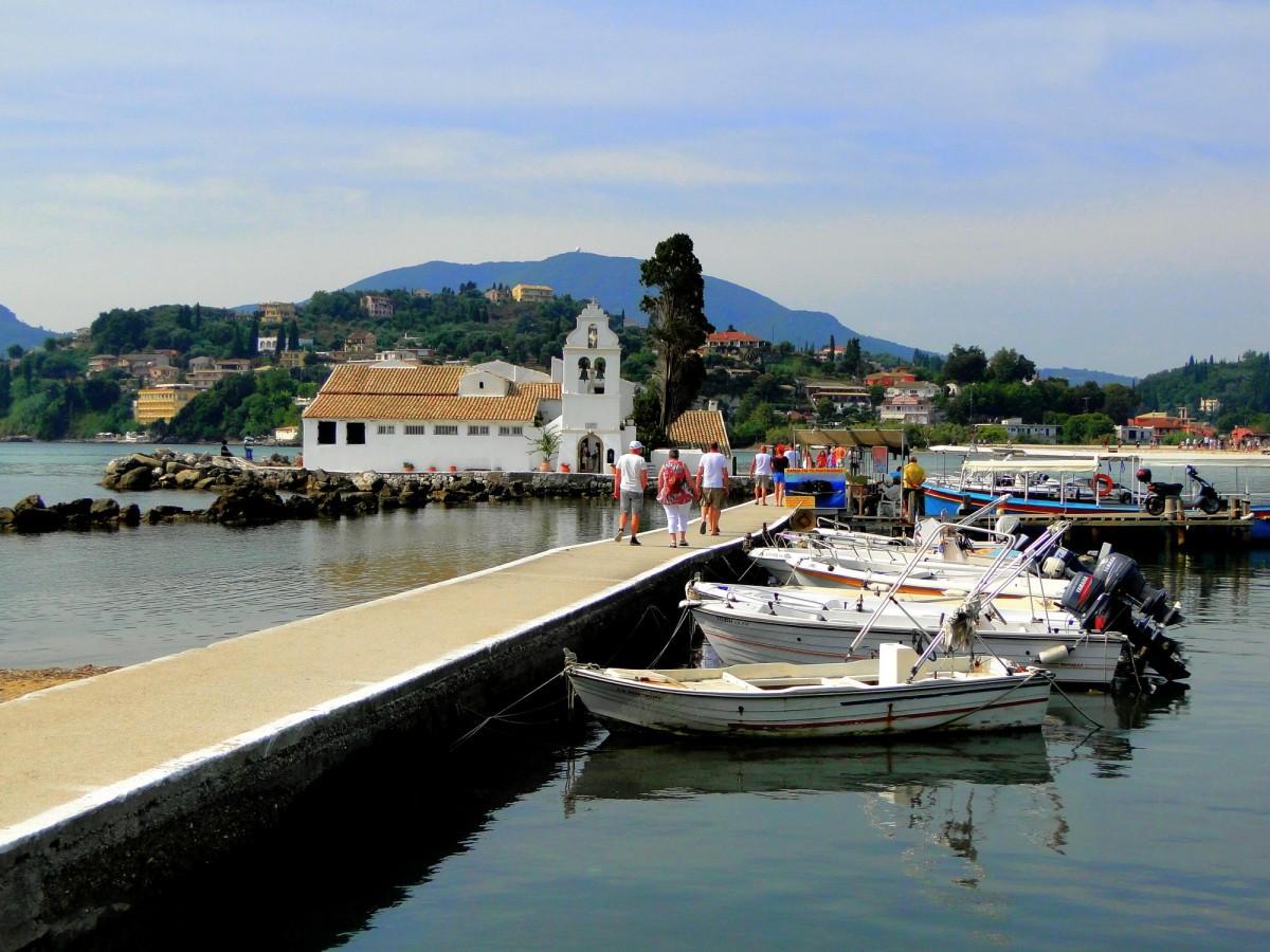 Zdjęcia: Korfu, Wyspy Jońskie, Migawki z Korfu., GRECJA