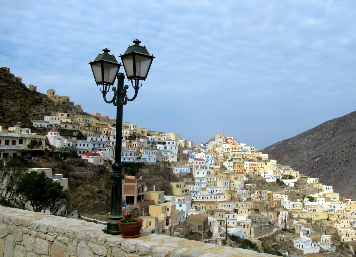 Zdjęcia: Olympos, Karpathos, Wioska Olympos, GRECJA