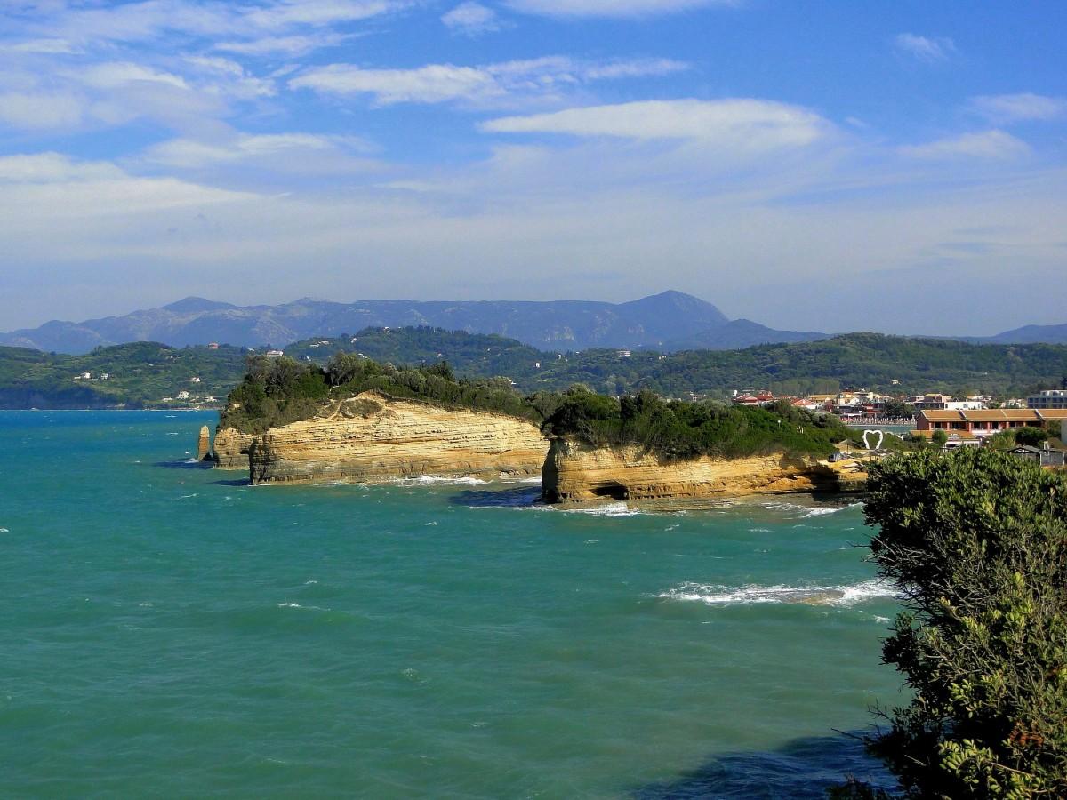 Zdjęcia: Korfu, Sidari, Wyspy Jońskie, Z wypadu na Korfu., GRECJA