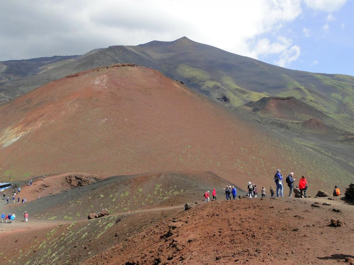 Zdjęcia: Etna, Sycylia, Z podróży po Sycylii., GRECJA