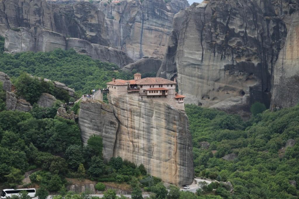Zdjęcia: KALAMBAKA, Środkowa Grecja, METEORY, GRECJA