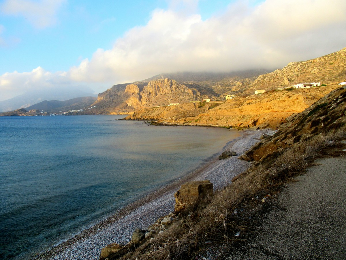 Zdjęcia: Arkasa, Karpathos, Spacerkiem do Arkasy, GRECJA