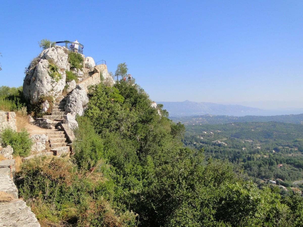 Zdjęcia: Pelekas, Wyspy Jońskie - Korfu, Z wypadu na Korfu., GRECJA