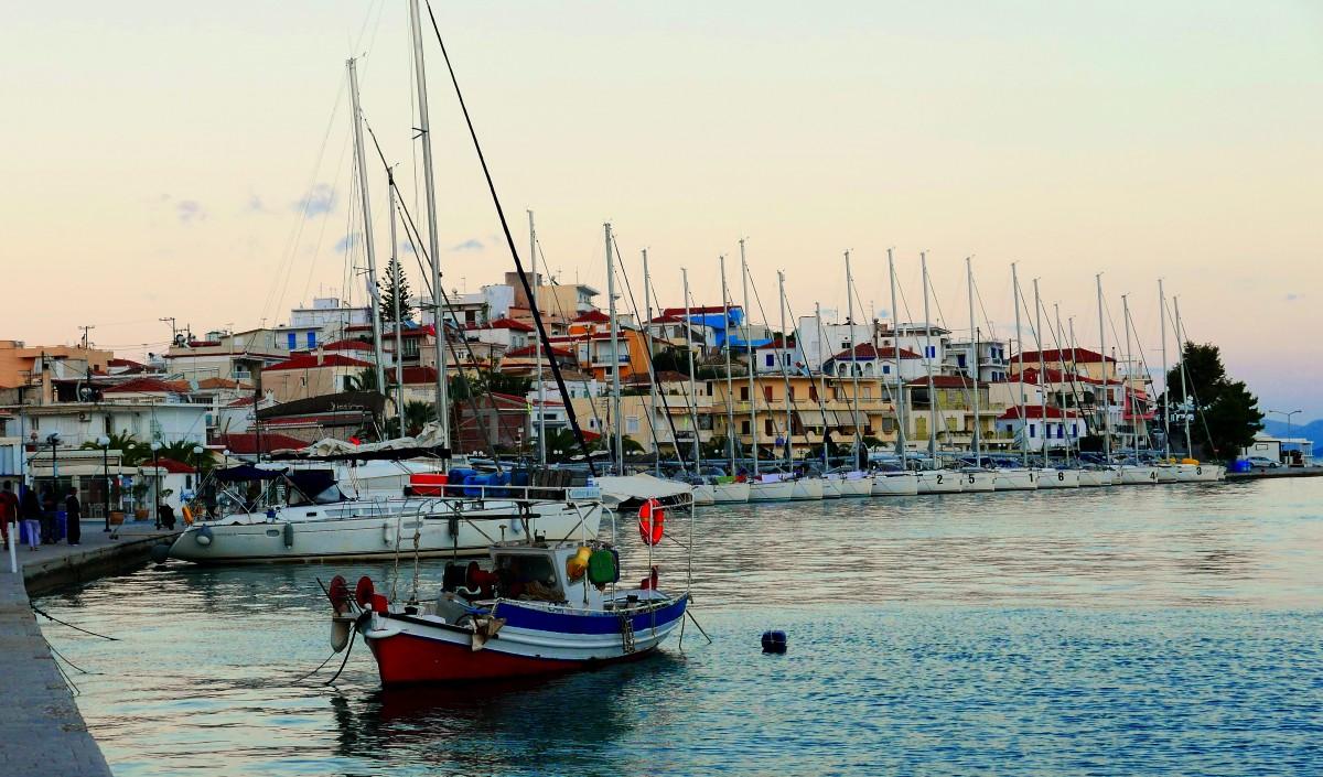 Zdjęcia: Ermioni, Zatoka Argolidzka, Też odpoczywają, GRECJA