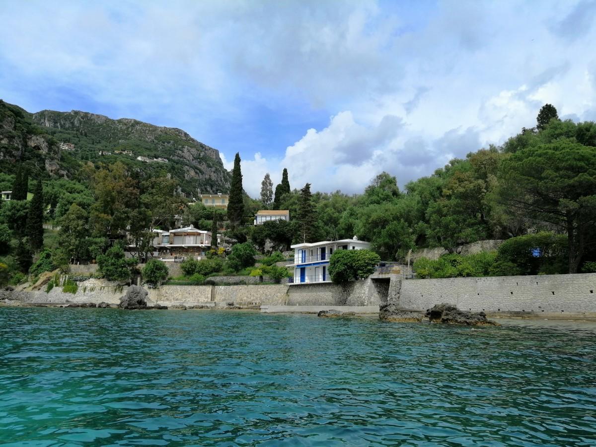 Zdjęcia: Paleokastritsa, Korfu, Zatoka Paleokastritsa 5, GRECJA