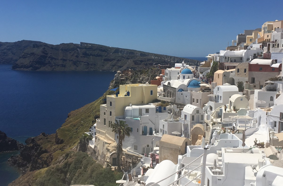 Zdjęcia: Oia , Santorini, Piękno Santorini, GRECJA
