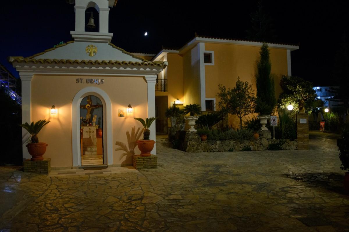 Zdjęcia: Zakynthos, Wyspy Jońskie, kapliczka w Tsilivi, GRECJA