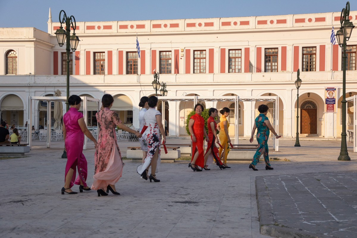 Zdjęcia: Zakynthos, Wyspy Jońskie, Chinki na Zakynthos, GRECJA