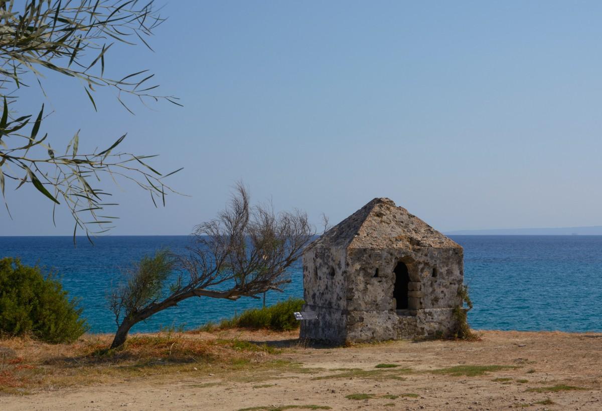 Zdjęcia: Tsilivi, Wyspy Jońskie -Zakynthos, wenecki punkt obserwacyjny, GRECJA