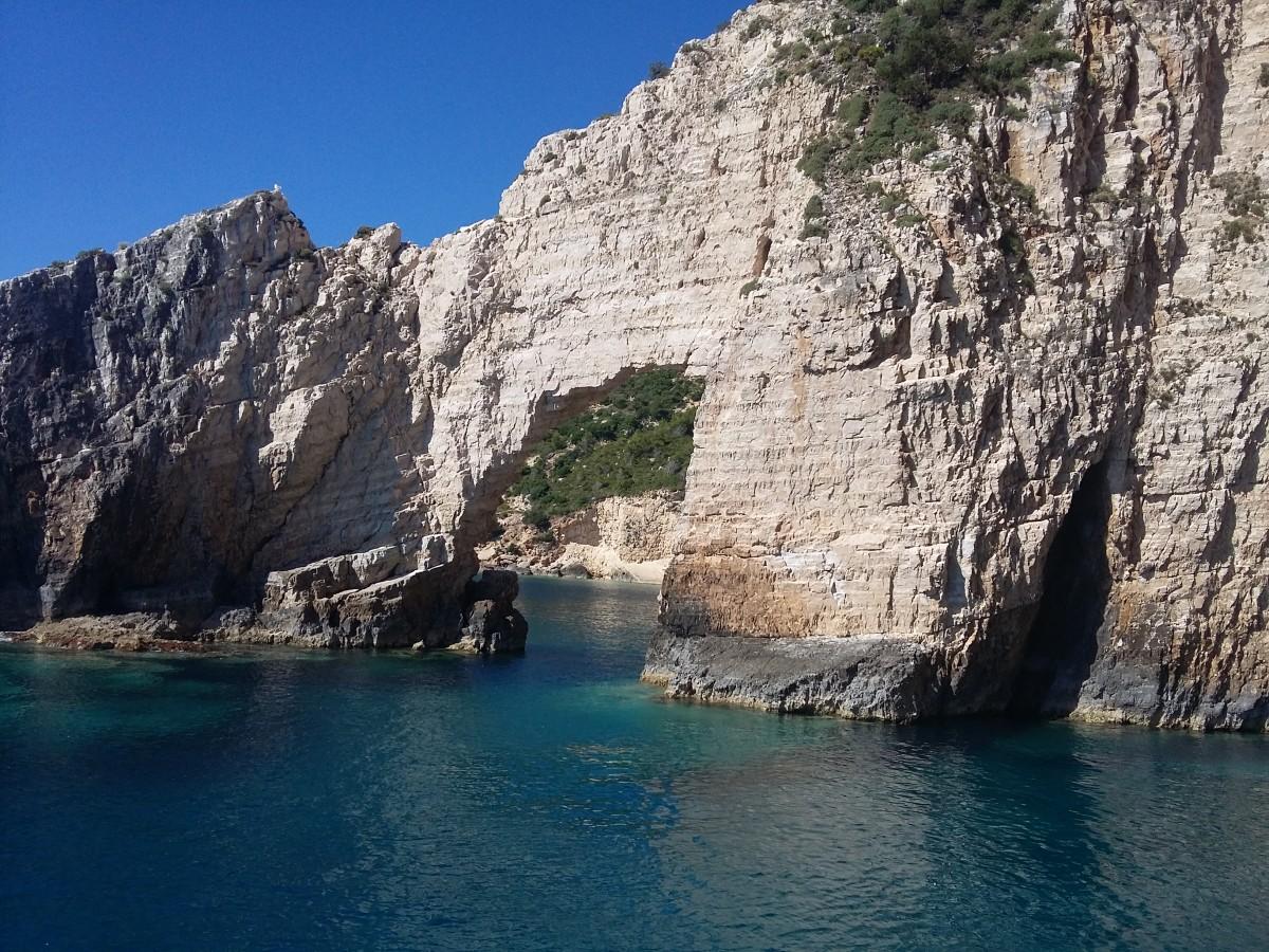 Zdjęcia: Zakhyntos, Krajobraz, GRECJA